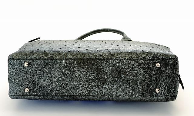 ビジネストートバッグ・オーストリッチ