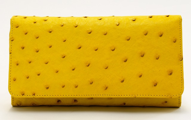 財布・オーストリッチ