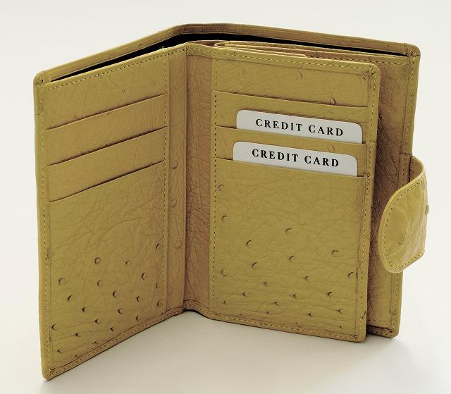 折り財布・オースト